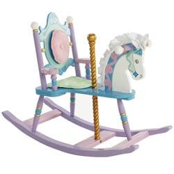 Shop Kiddie Ups Carousel Rocking Horse Free Shipping