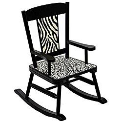 Wild Side Rocking Chair