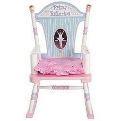 Prima Ballerina Rocking Chair