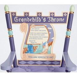 Grandchild's Throne Rocker