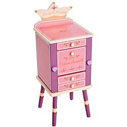Princess Jewelry Cabinet