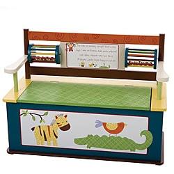 Jungle Jingle Storage Bench