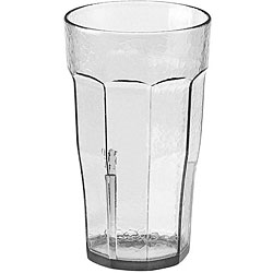 Cambro 12-oz Clear Newport Tumblers (Case of 36)