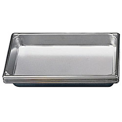 Vollrath 2.5-in Deep Full-size Pan