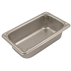 Vollrath 2.5-in Deep Ninth Size Pan