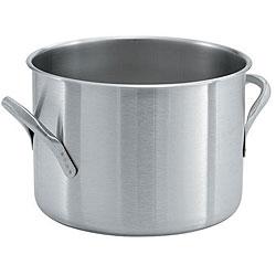 Vollrath 20-qt Stock Pot - Silver