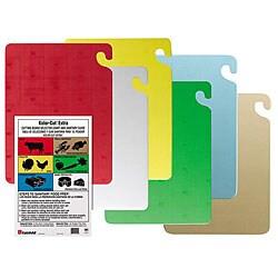 San Jamar 18x24-in NSF Certified Yellow Cutting Board