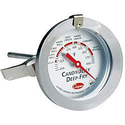 Cooper Instrument Candy Thermometer