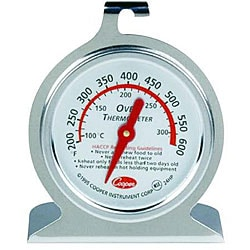 Cooper Instrument Oven Thermometer