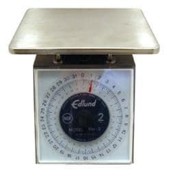Edlund Company 32-oz x 1/8-oz Dial Scale