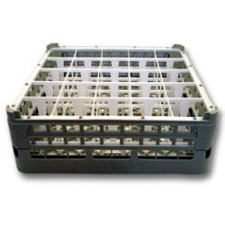 Vollrath Company 25 Compartment Rack With 2 Extenders