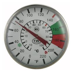 Espresso Supply, Inc Easy Steam S10 Thermometer - Thumbnail 2