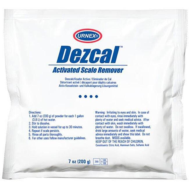 Urnex Brands Inc 7-oz PKT Dezcal Descaler Cleaner (Case o...