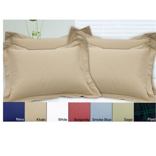 Microfiber Shams (Set of 4)