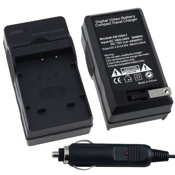 INSTEN Kodak EasyShare Camera Relacement Battery and Charger