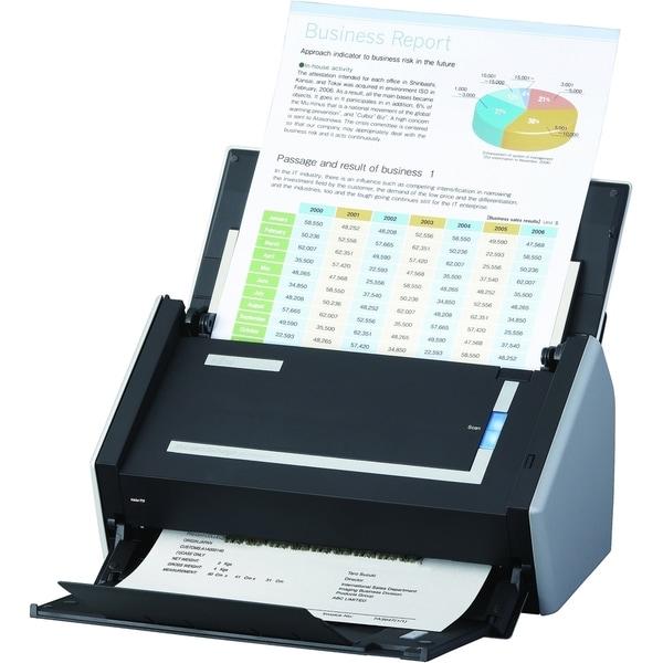 Fujitsu ScanSnap Sheetfed Scanner - 600 dpi Optical