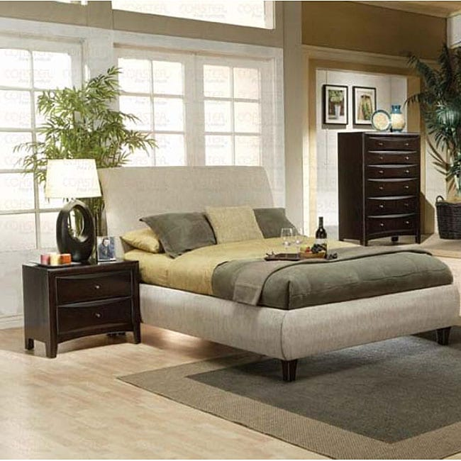 Bedroom Furniture Overstock the maritini queen 3-piece bedroom furniture set - free shipping