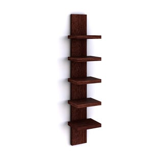 Wall-mount 5-tier Shelving