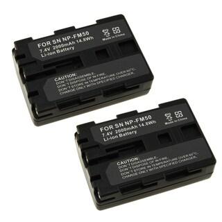 INSTEN Sony 202370 Two Battery Pack