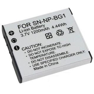 INSTEN Sony NP-BG1/ NP-FG1 Cybershot Camera Battery (Pack of 2)