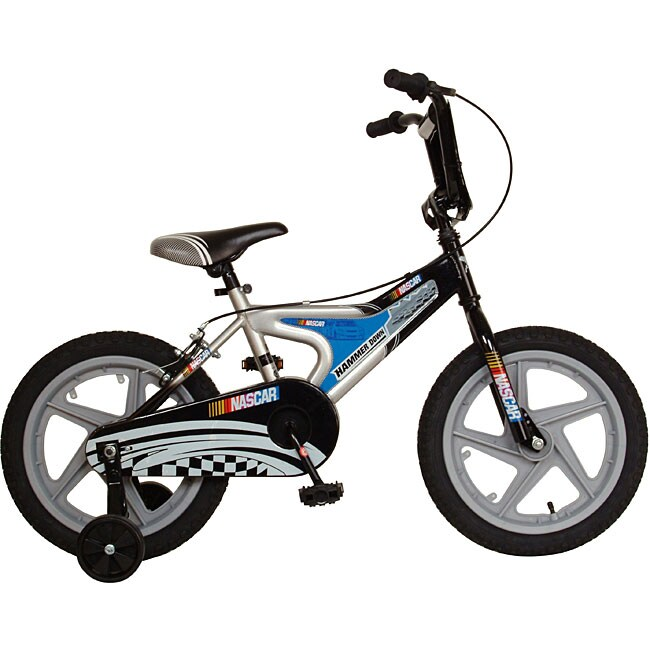NASCAR Hammer Down 16-inch Bicycle