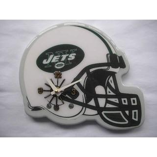 New York Jets Helmet Clock