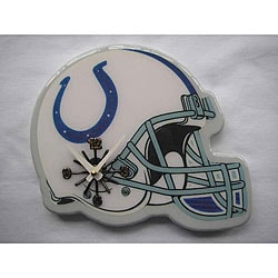 Indianapolis Colts Helmet Clock