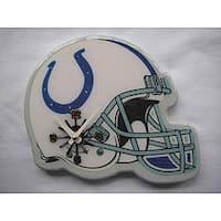 Indianapolis Colts Helmet Clock