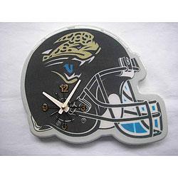 Jacksonville Jaguars Helmet Clock