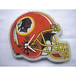 Washington Redskins Helmet Clock
