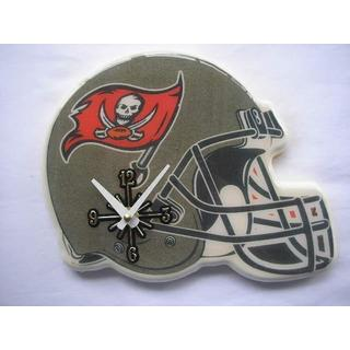 Tampa Bay Buccaneers Helmet Clock