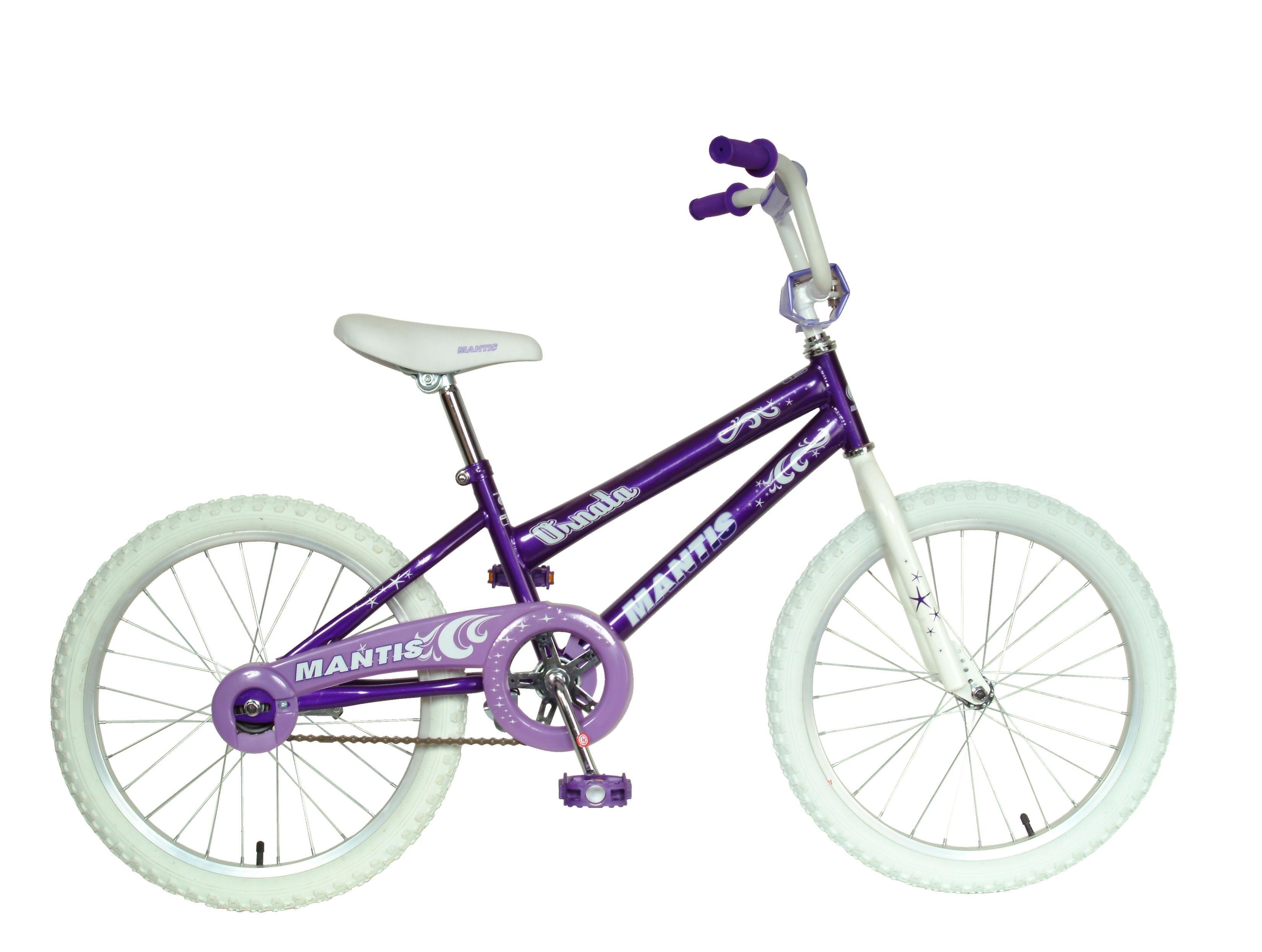 Shop Mantis Ornata Girls 20-Inch Bicycle - Free Shipping -4023