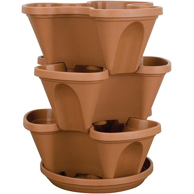 Akro-Mils 14-quart Mini Stack-A-Pot