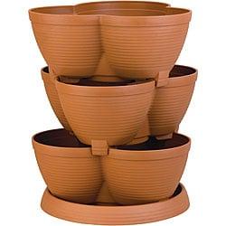 Akro-Mils 30-quart Medium Stack-A-Pot
