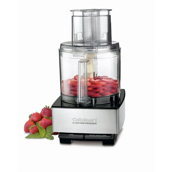Cuisinart DFP-14BCN Stainless Steel 14-cup Food Processor