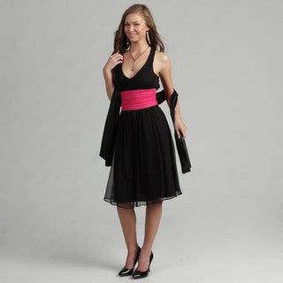 Aspeed Women's Black Formal Dress