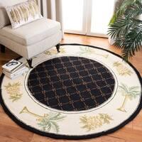 Safavieh Hand-hooked Chelsea Laken Country Oriental Wool Rug