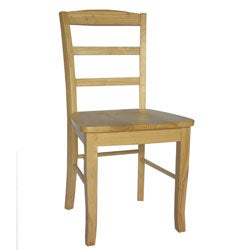 Madrid Wood Ladder-back Chairs (Set of 2)