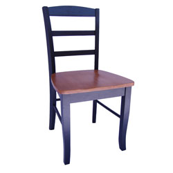 Madrid Ladderback Chairs (Set of 2)