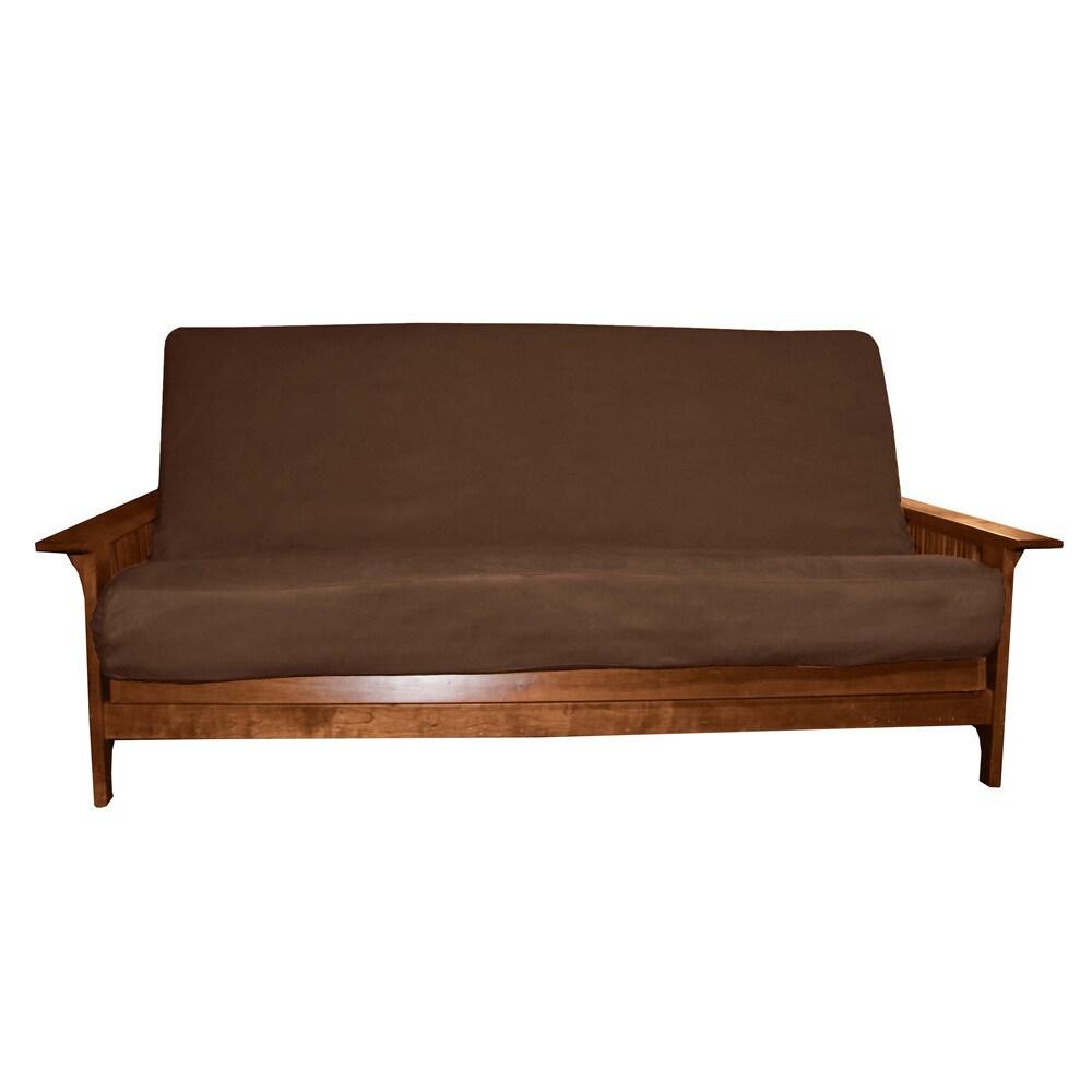 epicfurnishings ultima queen size microfiber futon cover ebay. Black Bedroom Furniture Sets. Home Design Ideas