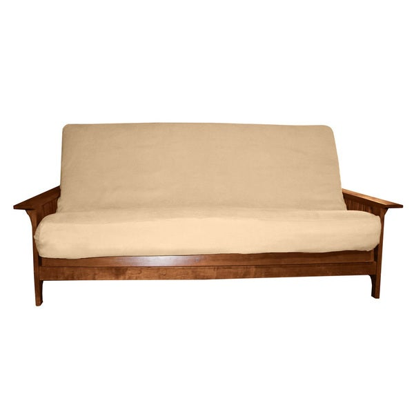 Ultima Queen-size Microfiber Futon Cover - Ultima Queen-size Microfiber Futon Cover - Free Shipping Today