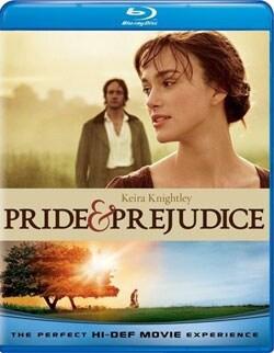 Pride & Prejudice (Blu-ray Disc)