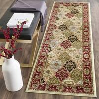 Safavieh Lyndhurst Traditional Oriental Multicolor/ Red Runner (2'3 x 16')