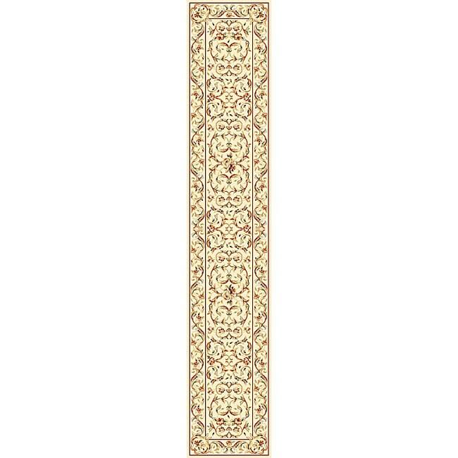 Safavieh Lyndhurst Traditional Oriental Ivory/ Ivory Runner (2'3 x 16')