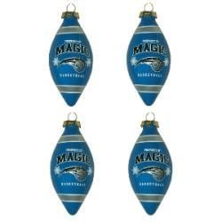 Orlando Magic Teardrop Ornaments (Set of 4) - Thumbnail 1