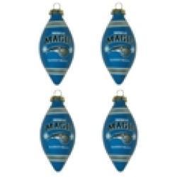 Orlando Magic Teardrop Ornaments (Set of 4) - Thumbnail 2