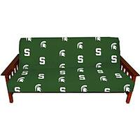 College Covers Michigan State Spartans University Full-size Futon Cover