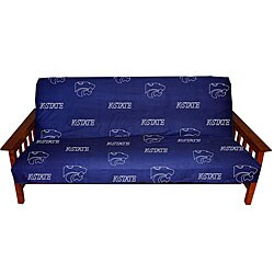 College Covers Kansas State WildcatsFull-size Futon Cover