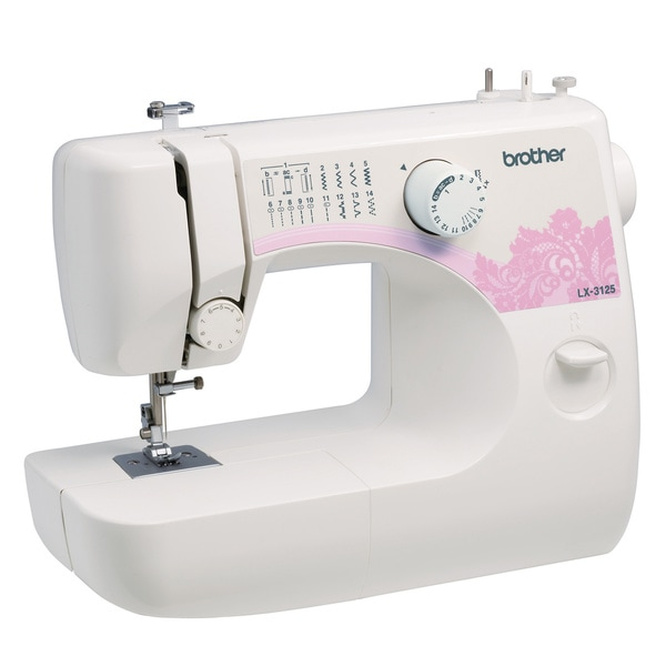 Shop Brother LX40e Sewing Machine Factory Refurbished Free Magnificent Brother Sewing Machine Lx3125