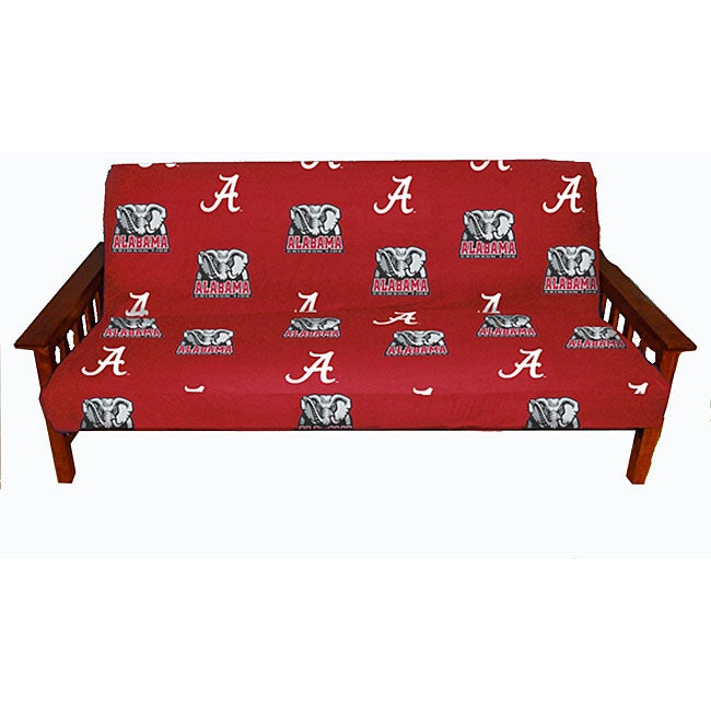 College Covers Alabama Crimson Tide Full-size Futon Cover